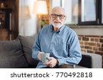delicious drink. pleasant... | Shutterstock . vector #770492818