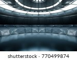 modern future background... | Shutterstock . vector #770499874