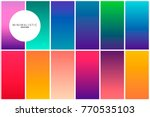 abstract geometric background...   Shutterstock .eps vector #770535103