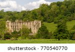 Rievaulx Abby In The North Yor...