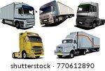 we are car vector | Shutterstock .eps vector #770612890