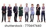 group of people | Shutterstock . vector #770647660