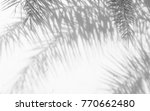 abstract gray shadow background ... | Shutterstock . vector #770662480