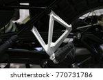 big bike engine details | Shutterstock . vector #770731786