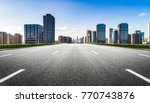 way in the modern city | Shutterstock . vector #770743876
