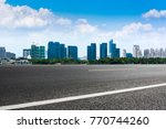 the beautiful cityscape | Shutterstock . vector #770744260