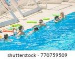 herzeg novi  montenegro  17 may ... | Shutterstock . vector #770759509