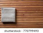 concept for freshness  hygiene  ... | Shutterstock . vector #770799493