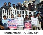 quetta  pakistan   dec 07 ... | Shutterstock . vector #770887534