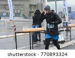 belgrade  serbia december 3 ... | Shutterstock . vector #770893324