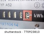 meter for electricity... | Shutterstock . vector #770923813