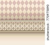 remarkable quatrefoil plain...   Shutterstock .eps vector #770975890