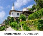 summer residence of the... | Shutterstock . vector #770981854