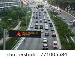 singapore. 29th of july 2012.... | Shutterstock . vector #771005584