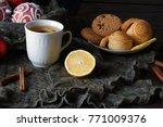 Winter Still Life With Tea....