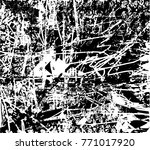 print distress background in... | Shutterstock .eps vector #771017920
