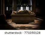 Swaggering Knight Tomb Effigy ...