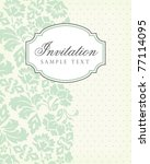Vector Vintage Background And...