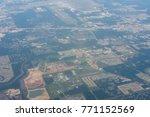 metropolis area of houston ... | Shutterstock . vector #771152569