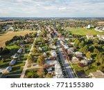 main street shrewsbury ... | Shutterstock . vector #771155380