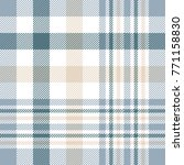 seamless tartan plaid pattern....   Shutterstock . vector #771158830