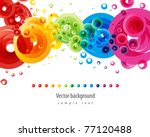 Abstract Vector Colorful...
