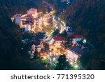 borjomi  samtskhe javakheti ...   Shutterstock . vector #771395320