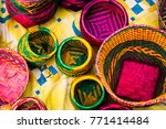 Handicraft Products Of An...