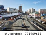 vladivostok  russia   november... | Shutterstock . vector #771469693