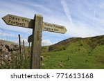 Yorkshire Dales Signpost