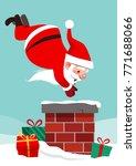 vector cartoon character... | Shutterstock .eps vector #771688066