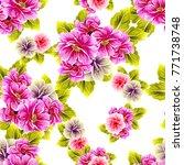 abstract elegance seamless... | Shutterstock .eps vector #771738748