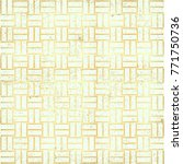 polka gold dot pattern.... | Shutterstock . vector #771750736