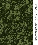 fashionable camouflage pattern  ... | Shutterstock .eps vector #771762280