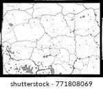 scratch grunge urban background.... | Shutterstock .eps vector #771808069