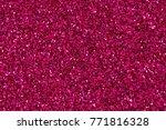 contrast crimson foam  eva ...   Shutterstock . vector #771816328