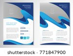 template vector design for... | Shutterstock .eps vector #771847900