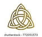 pattern 3d rendering | Shutterstock . vector #772051573