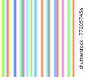 seamless striped pattern with... | Shutterstock .eps vector #772057456