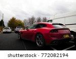 birmingham  england   november... | Shutterstock . vector #772082194