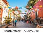 guadalajara  jalisco  mexico  ... | Shutterstock . vector #772099840