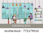 vector illustration of... | Shutterstock .eps vector #772179010
