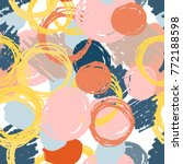 bright grunge geometric...   Shutterstock .eps vector #772188598