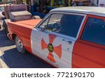seligman   sep 25  the historic ... | Shutterstock . vector #772190170