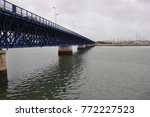 bridge  water  river | Shutterstock . vector #772227523