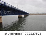 bridge  water  river | Shutterstock . vector #772227526