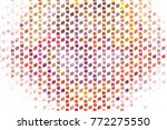beautiful background with an... | Shutterstock . vector #772275550