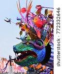 mexico city   november 02  2017 ... | Shutterstock . vector #772332646