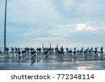 pattaya  thailand   november 15 ... | Shutterstock . vector #772348114