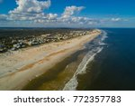 Aerial Drone Image Of St...